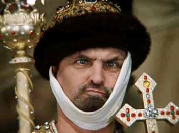 Грустный угол Iv442-bunsha-as-a-russian-tsar